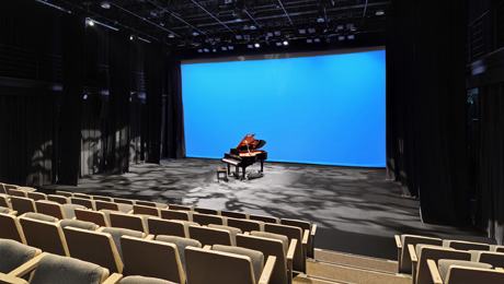 The SCA's Studio Theatre.